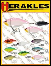 Artificiale spinning hard bait Colmic Herakles Metal fire 5.2cm 12gr