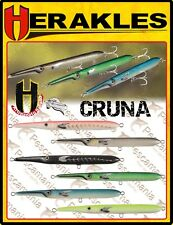 Artificiale spinning hard bait Colmic Herakles CRUNA Topwater 35gr 205cm needle