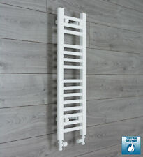 200mm Wide Towel Rail Rad Central Heating Bathroom Radiator 800mm High White NEW