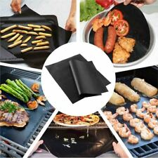 BBQ Oven Grill Mat Heat Resistant Non-Stick BBQ Grill Sheet Oven Pan