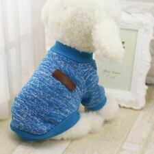 Hot Sale Pet dog clothes for small dogs winter warm coat sweater puppy