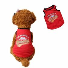 Pet Dog Summer Clothes Dog Clothes For Small Dogs Vest Chihuahua Pet
