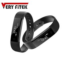 Smart Watch Fitness Tracker iOS Android Bluetooth Sleep Monitor Smart Band