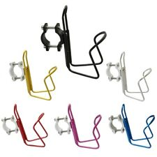 MOTORCYCLE CYCLING WATER DRINK BOTTLE HANDLEBAR MOUNT HOLDER RACK CAGE ADAPTER