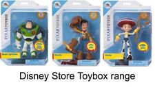 Toy Story  Woody, Jessie Buzz  Lightyear Figures Toy Box Series Official Disney