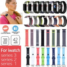 38/42mm Sport Replacement Bracelet Band Strap Fr Apple Watch iWatch Series 1 2 3