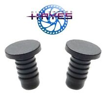 Hayes HFX9 HFX Nine SO1E Master Cylider Bleed Plug - Pair of Two.