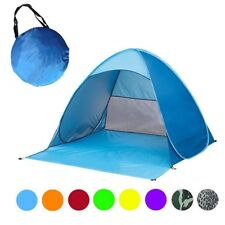 Multi-Color Beach Outdoor Automatic Tent Sun Shelter Anti UV Instant Pop Up New