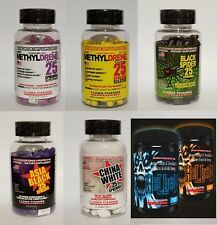 CLOMA PHARMA family (CHOOSE FROM ANY) FAT BURNER - WEIGHT LOSS - PRE-WORKOUT