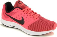 Womens Nike Downshifter 7 Pink Black Ladies Textile Running Trainers
