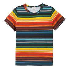 Paul Smith Juniors Seth Stripe Jersey T-Shirt (Multicoloured)