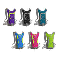 2L Water Backpack Hydration Pack Camping Hiking Water Bladder Pack Bag Pouch