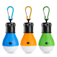 Portable Outdoor Camping Emergency Tent LED Light Hanging Lamp Bulbs Lantern