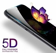 5D Full Edge to Edge Screen Protector Tempered Glass For Apple iphone 6 to X