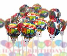 Kids Children Self Inflatable Foil Happy BIrthday Balloon Party Bag Filler Gift