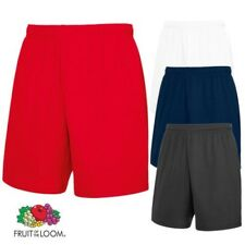 Fruit of the Loom Hombre Performance Pantalones cortos transpirable quick dry