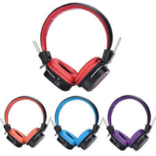 AT-BT814 Wireless Bluetooth Foldable Headset Stereo Headphone Earphone For Phone