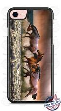 Wild Horses Running Free Phone Case for iPhone Samsung LG Google MOTO HTC etc
