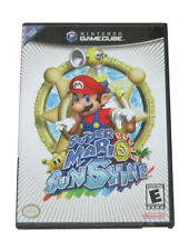 Super Mario Sunshine (Nintendo GameCube, 2002) Disc Only FREE FAST SHIPPING
