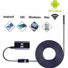 5m 6led WIFI Waterproof Endoscope Borescope Inspection camera for Andriod iPhone