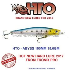 HTO ABYSS Bass Fishing Surface Lure Topwater Bass Lure 100mm 15.6gm