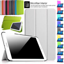 "Magnetic Book Leather Flip Stand Luxury Case Cover For Samsung Tab A 10.1"" Inch"
