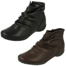 Mujer Down To Earth Botines Casuales