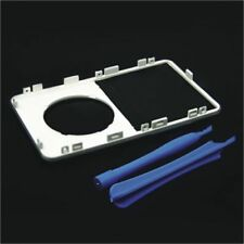 White Plastic Front Housing Case Cover Shell for iPod 5th gen Video 30/60/80GB
