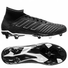 on sale 41803 8b21e adidas Predator 18.3 Firm Ground Football Boots - Core Black Footwear White