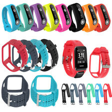 Muñequera de silicona Band para TomTom Touch/Runner/ TomTom Multi-Sport+HRM GPS