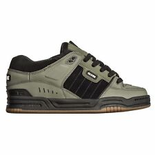 Globe Fusion Skate Shoes Trainers Dusty Olive Black