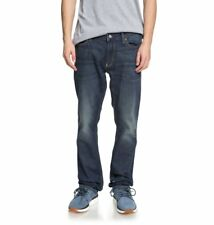 DC Shoes™ Worker Medium Stone - Vaquero de Corte Recto para Hombre EDYDP03365