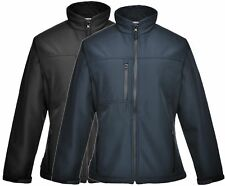 Portwest TK41 Charlotte Mujer Impermeable Chaqueta Softshell - Negro o Azul