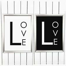 Love Picture photo Office Baby Room Bathroom Wall sign Home decor Wedding -5 JPG