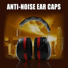 Hearing Protection Ear Muffs Noise Reduction Ear Protectors Headset Earmuffs SN