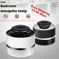 Photocatalyst Mosquito Killer Lamp Silent Repeller Led Night Light Insect Trap