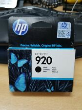 Original Hp Officejet Cartucho de Tinta Negro Hp 920 (CD971AE) - Clearance