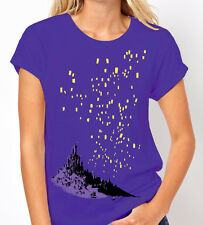 Disney Rapunzel (Tangled) Palace Lanterns Women's T Shirt