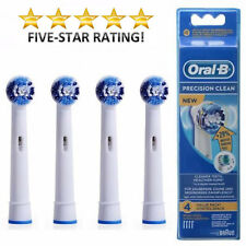 ORAL-B professional replacement Brush Heads x 4