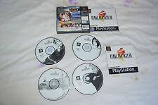 Juegos PLAYSTATION PSX Final Fantasy VIII, Medievil, Crash Bandicoot y más