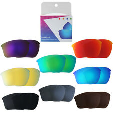 Half jacket 2.0XL Polarized Mirrored Replacement Lenses For Oakley Sunglasses