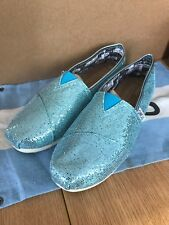 TOMS Girls Shoes UK Size 1 Brand New Various Colours Glitters