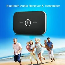 2in1 Wireless Bluetooth Audio Transmitter Receiver HIFI Music Adapter AUX RCA UX