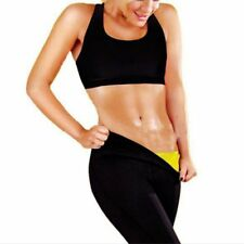 HOT SHAPERS TRAINING Pantaloncino PANTALONE SNELLENTE Fascia Dimagrante Sauna#