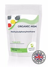 Msm Methylsulphonylmethane 1000mg 30/60 /90/120/180 Compresse Pillole
