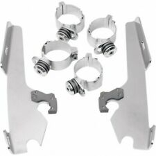 Mounting kit trigger-lock memphis fats/slim polished - Memphis shades hd MEM8977