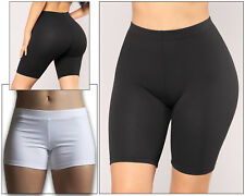 Womens Compression Shorts Base Layer Running Gym Exercise Dance Yoga Beach Sport