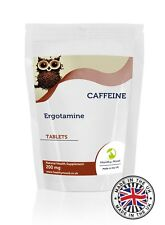 Caffeina 200mg Ergotamine 7-30-60-90-120-180-250-500-1000 Compresse UK