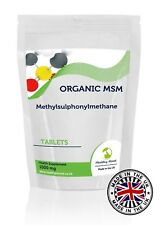 Msm Methylsulphonylmethane 1000mg 30/60/90/120 /180/250 Compresse Pillole