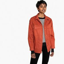 La Redoute Collections Donna Giacca In Cotone Oversize
